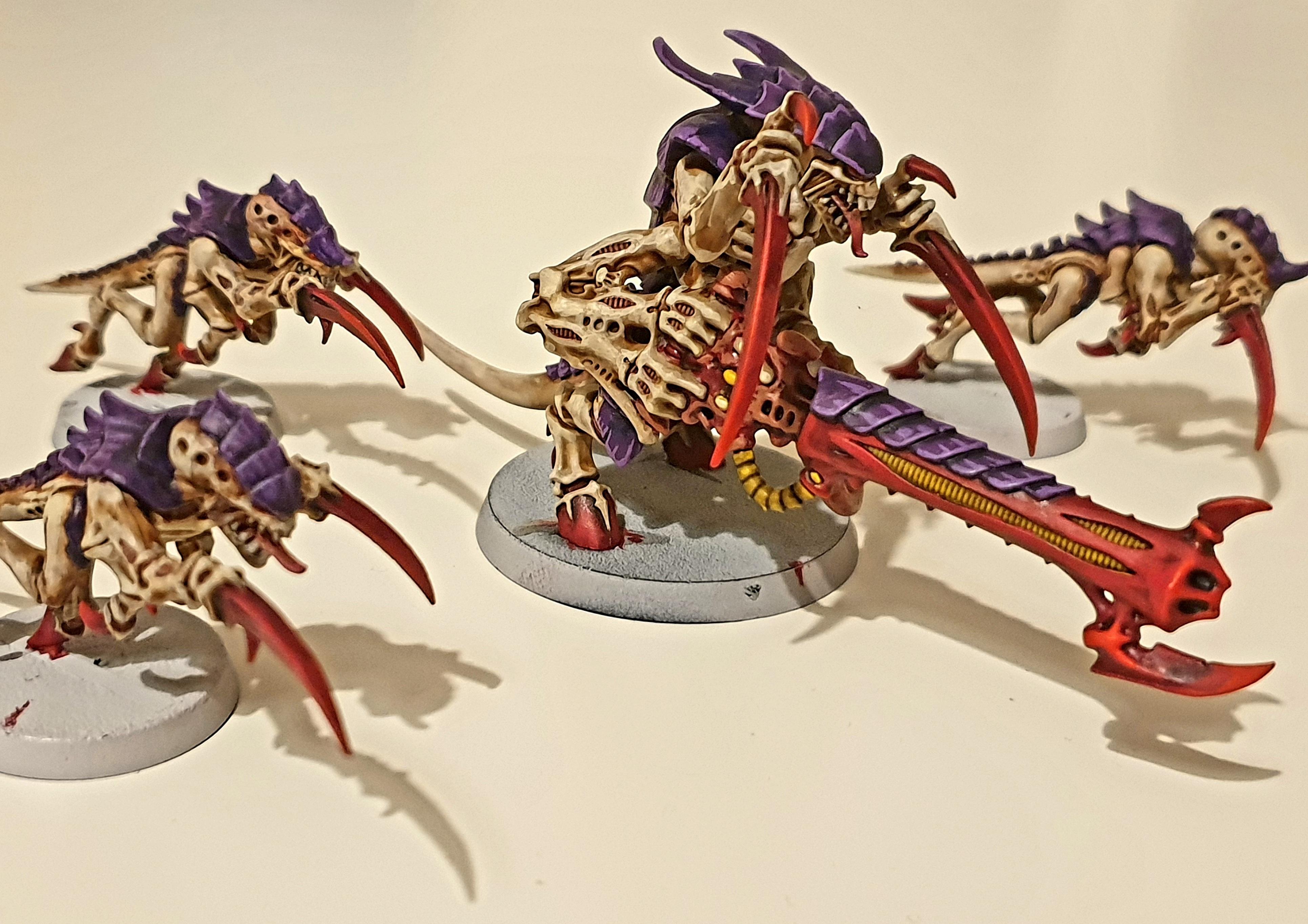 Tyranid Warrior Leviathan