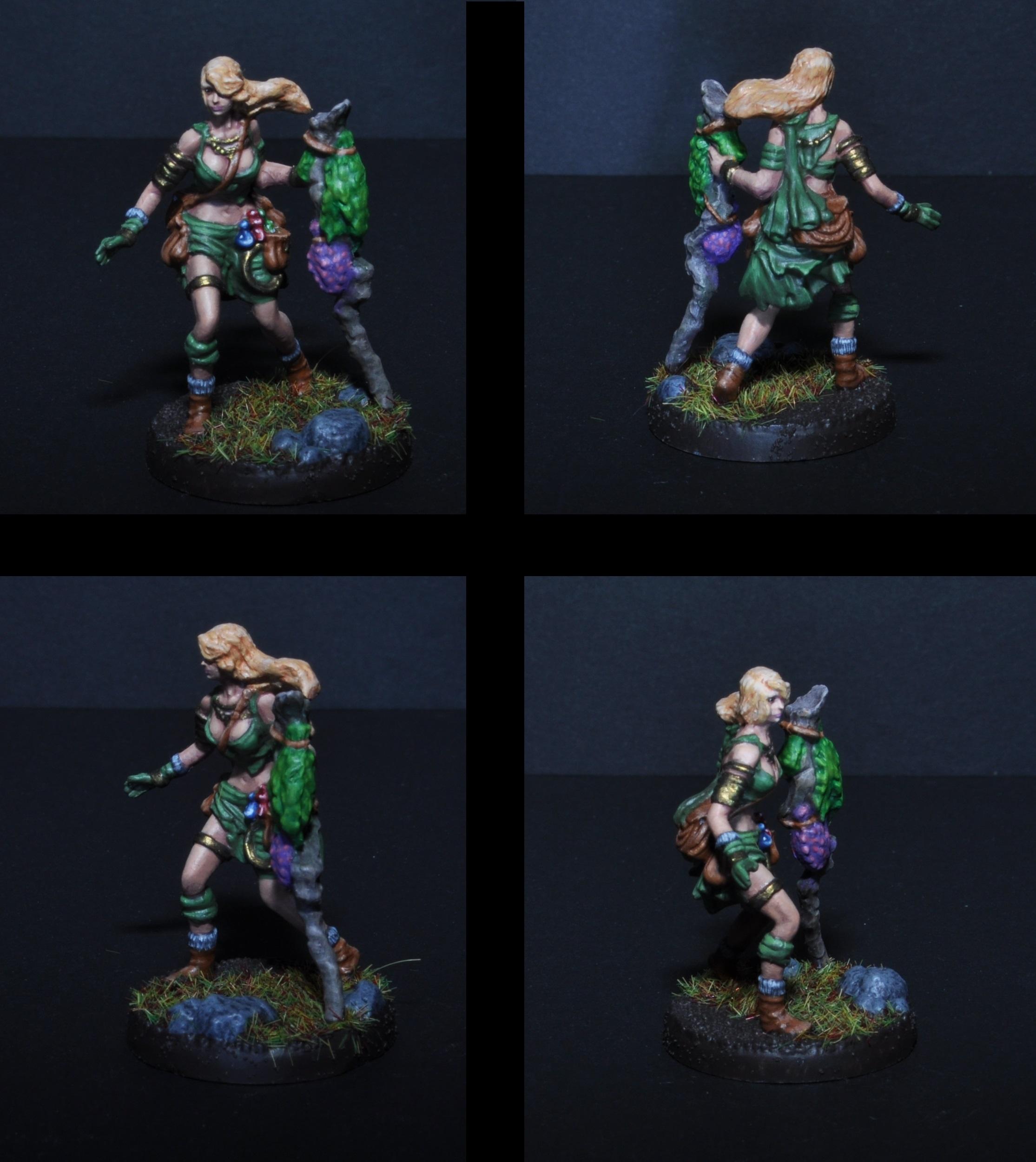 Ailei; Tainted Grail