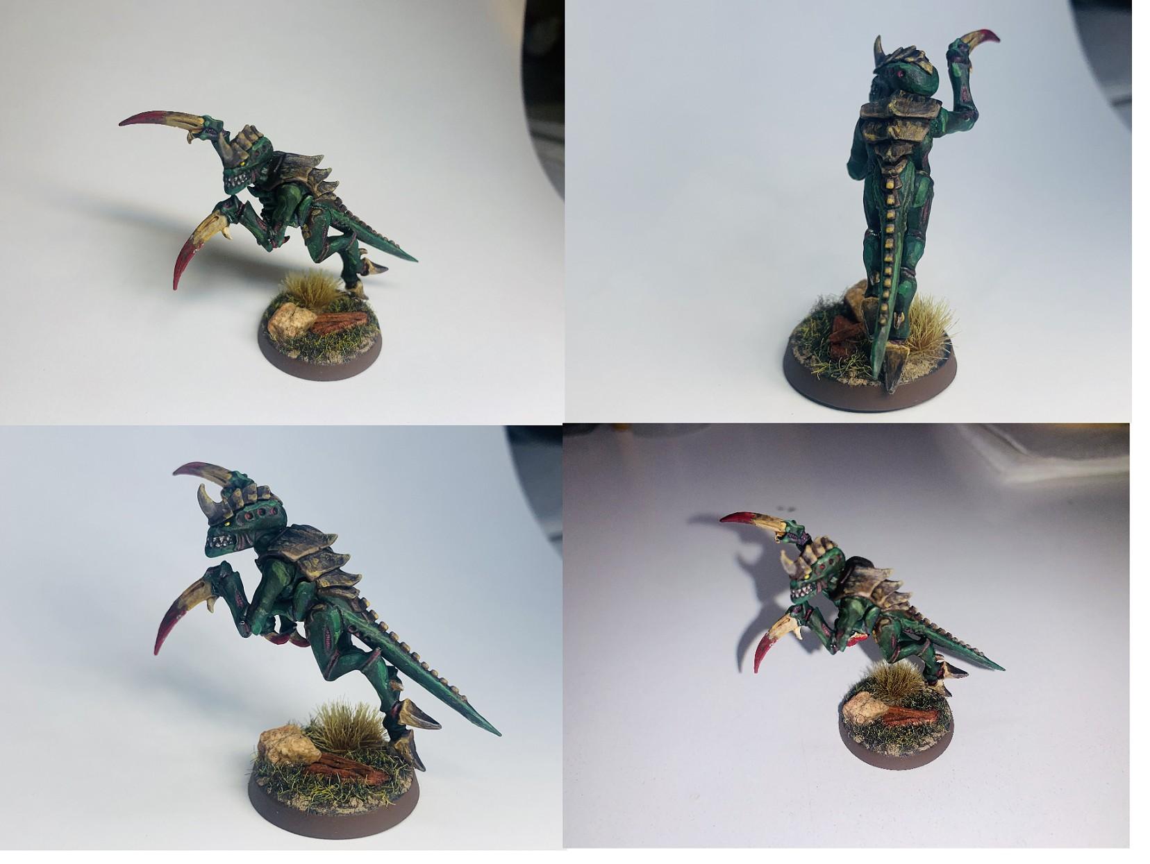 Tyranid Hormagant Green/Brown
