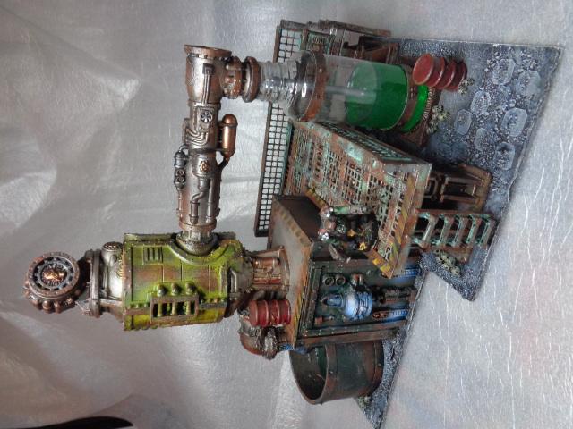 sector mechanicus scenery terrain