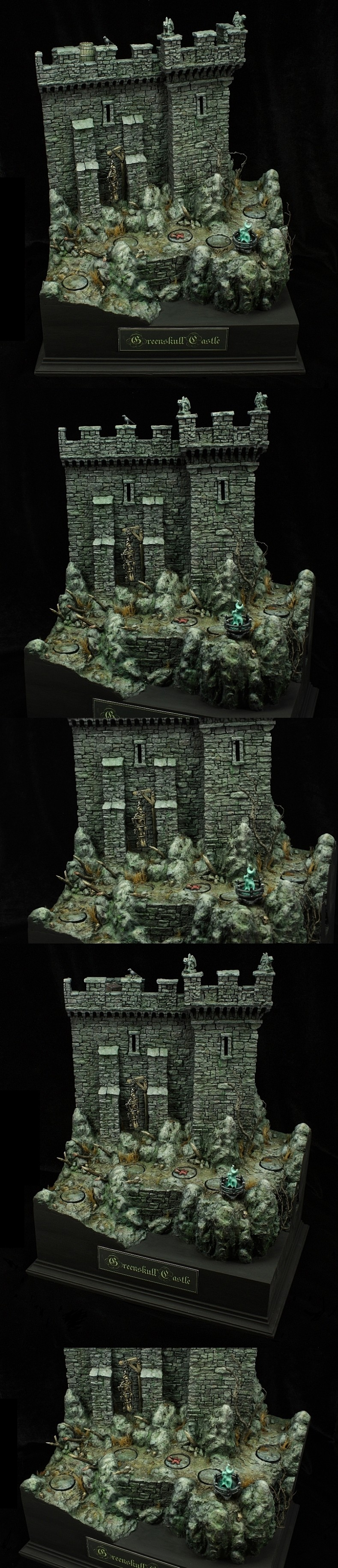Greenskull Castle