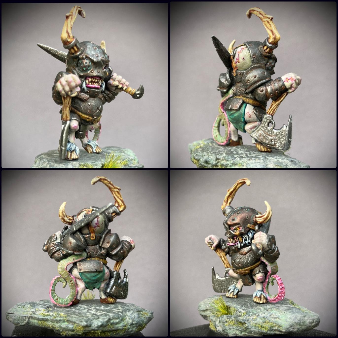 Hydra warrior