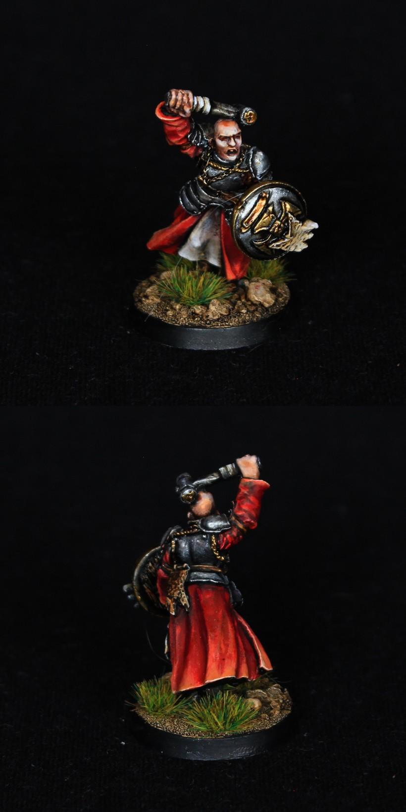 Warrior Priest old