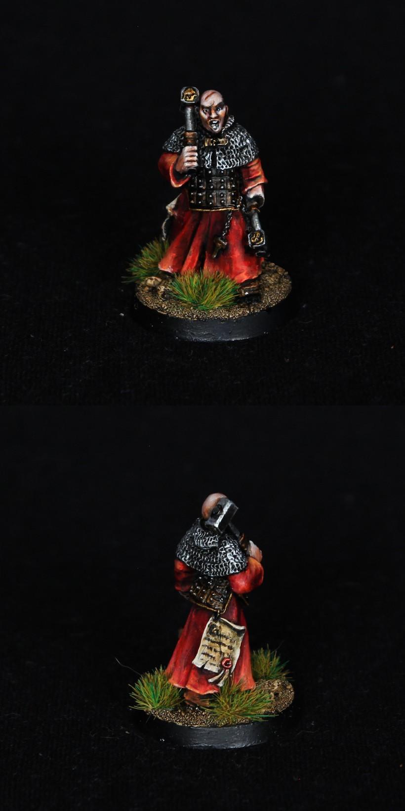 Warrior Priest old #2