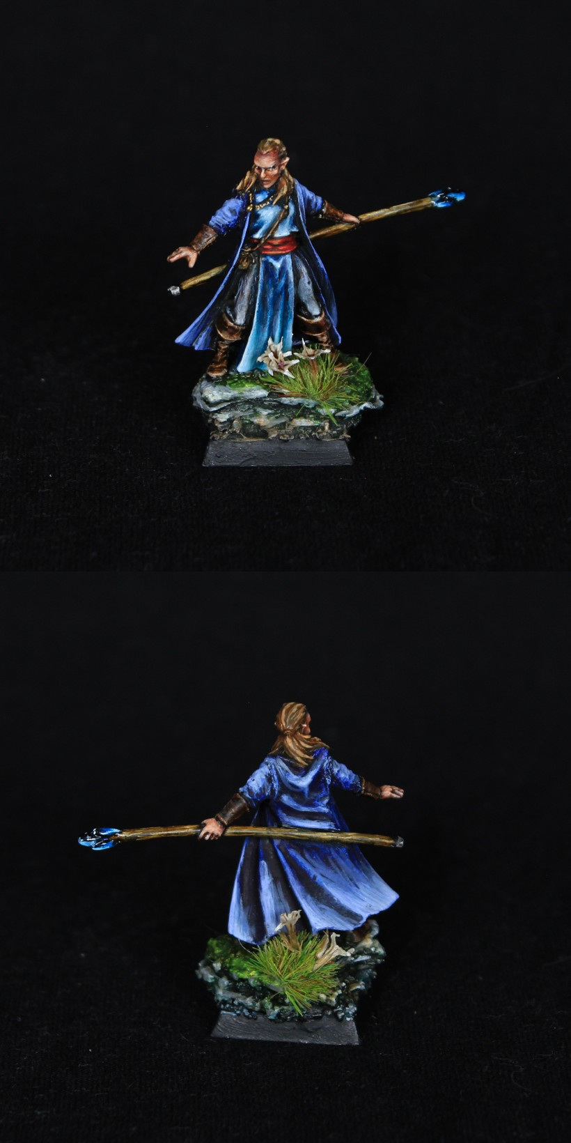 Mordheim Elf Mage
