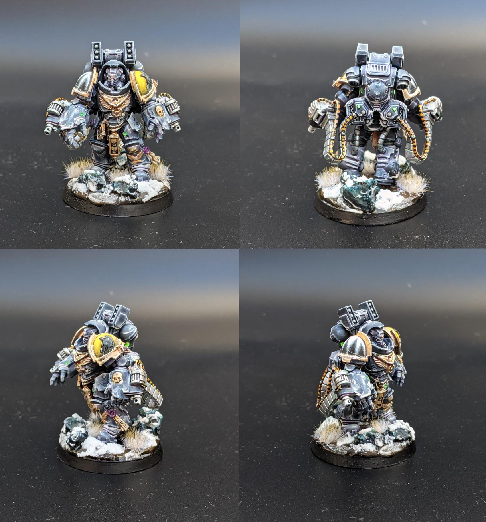 Space Wolf Aggressor - Primaris