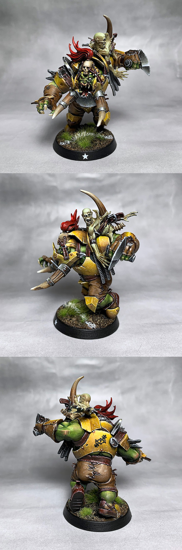 StarPlayer Varag Ghoul-Chewer for BloodBowl
