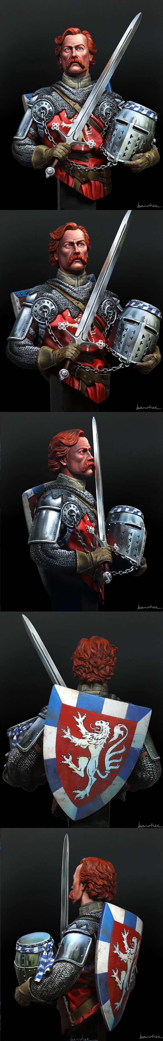 WILLIAM WALLACE_BoxArt for Fer Miniatures