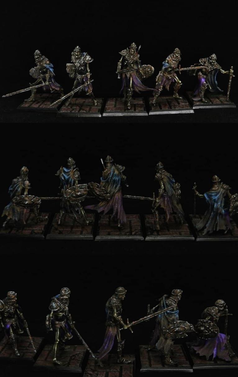 Limbo: Eternal War - Basic skeleton unit