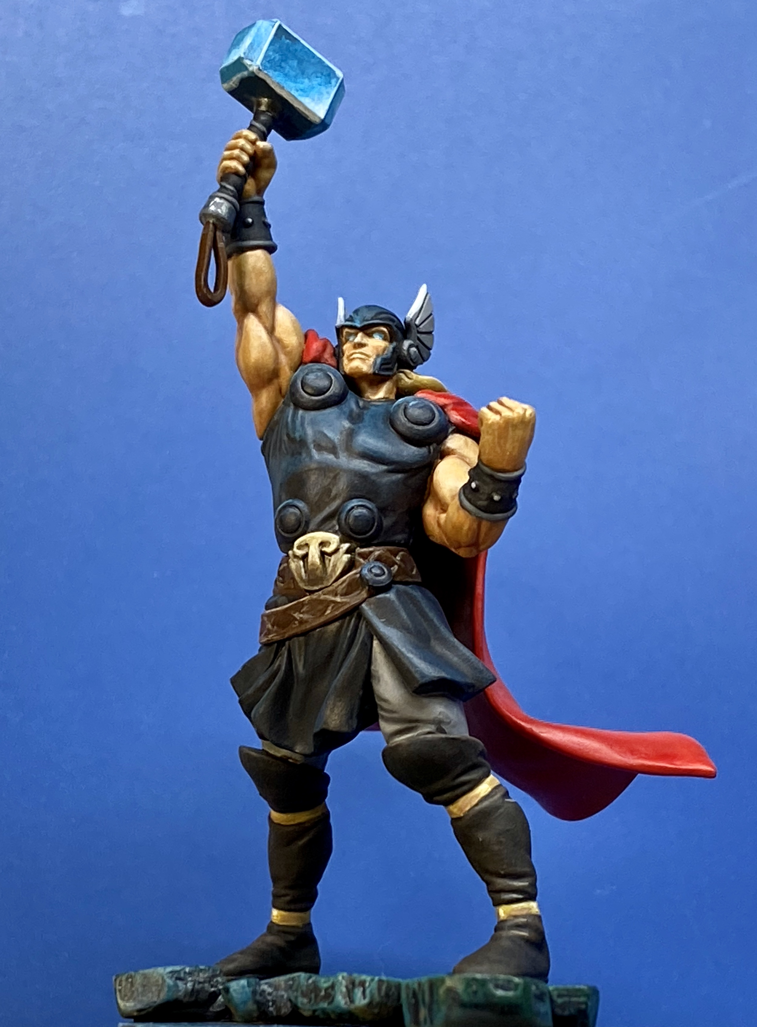 Thor, Son of Odin, Prince of Asgard