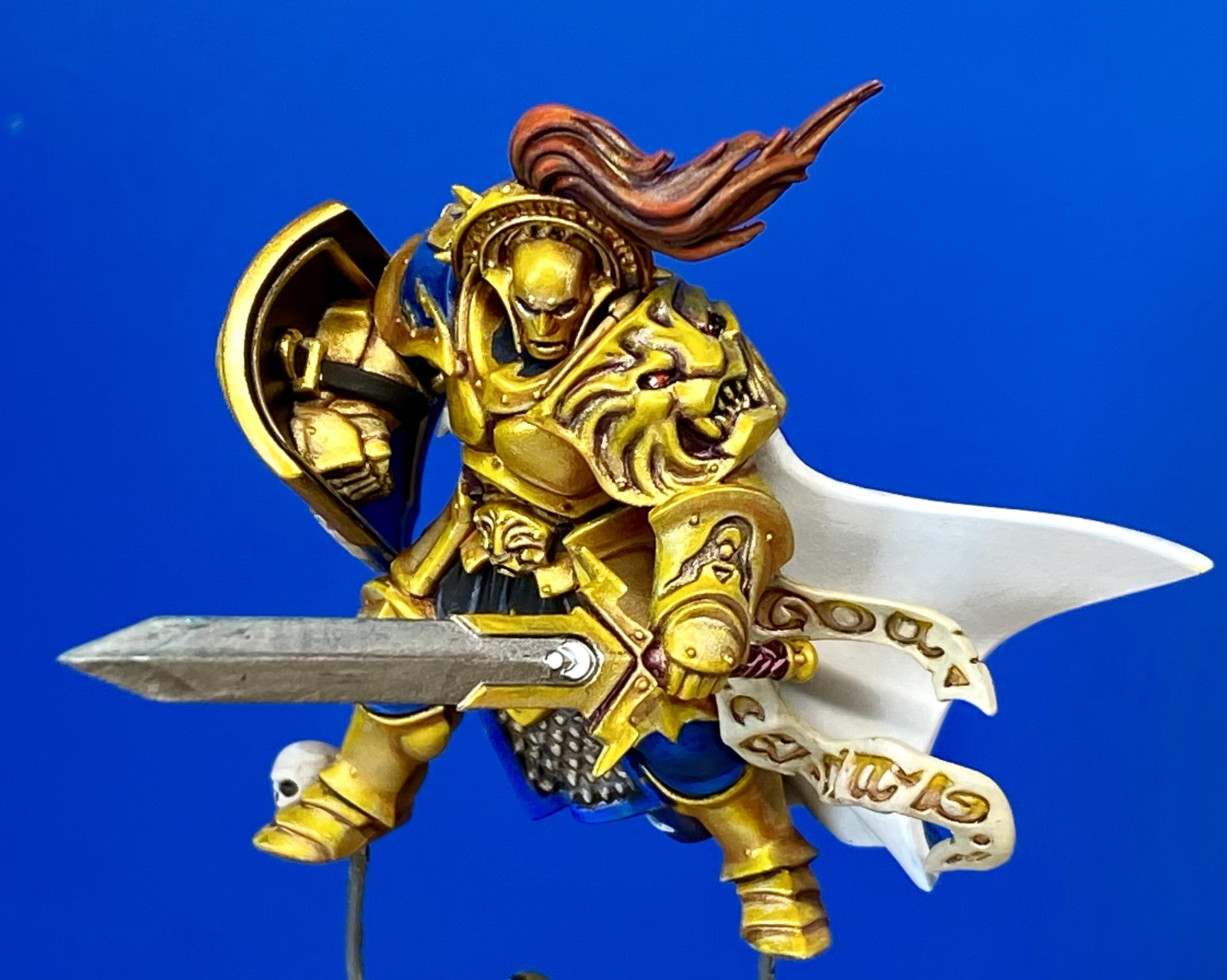 Stormcast Knight-Questor.
