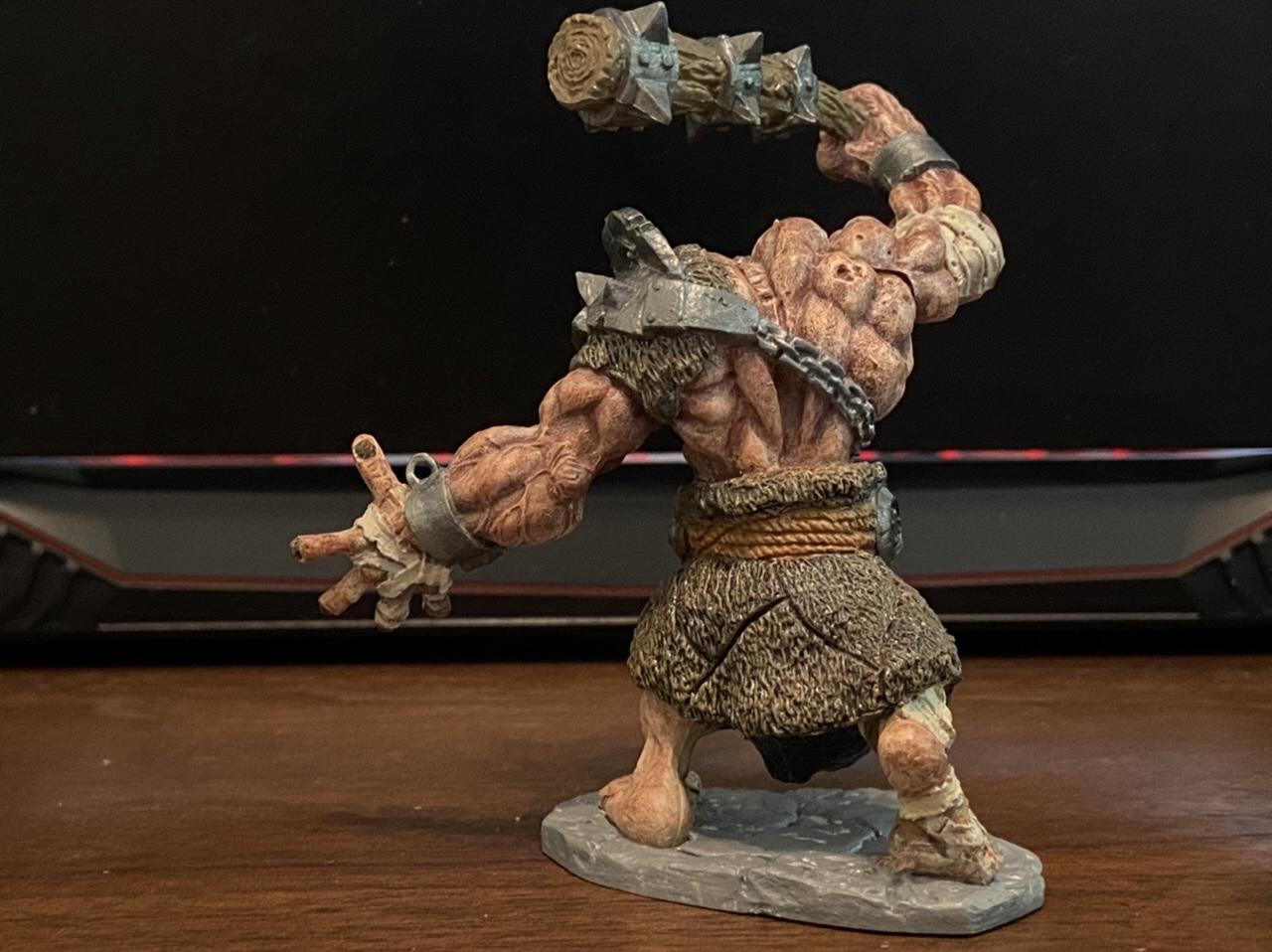 Reaper Bones Krug, Hill Giant