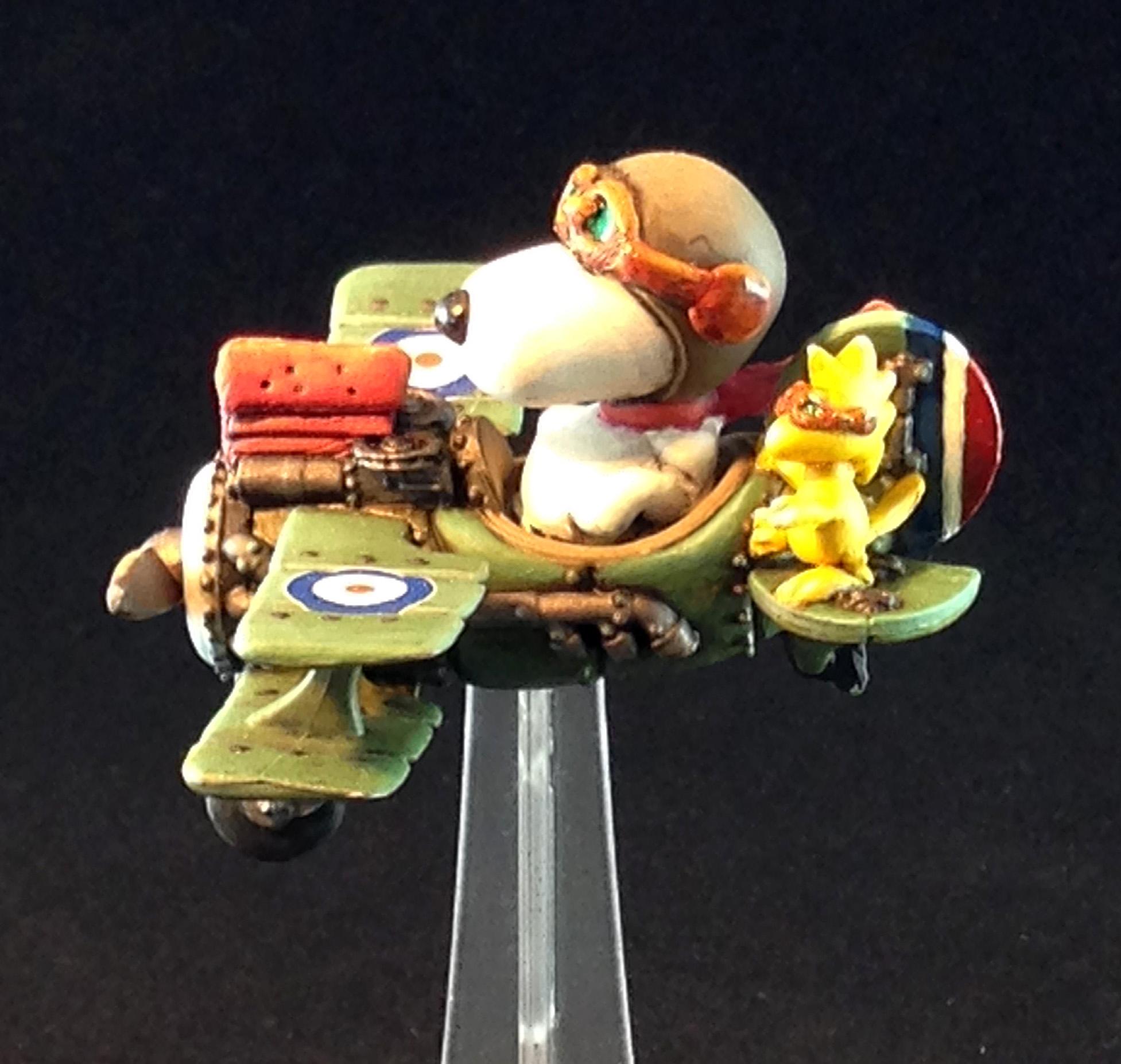 Snoopy Flying Ace mod