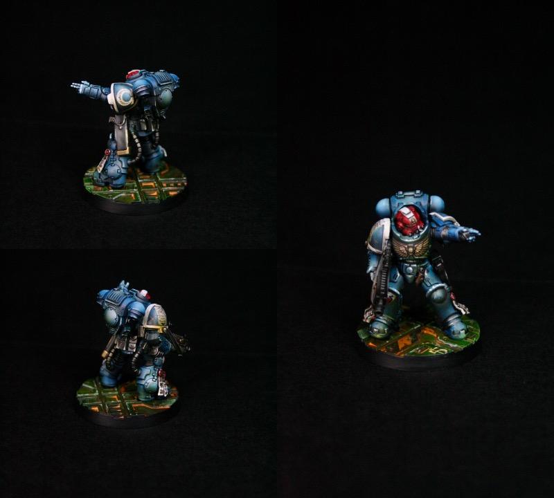 Ultramarines Primaris Sergeant