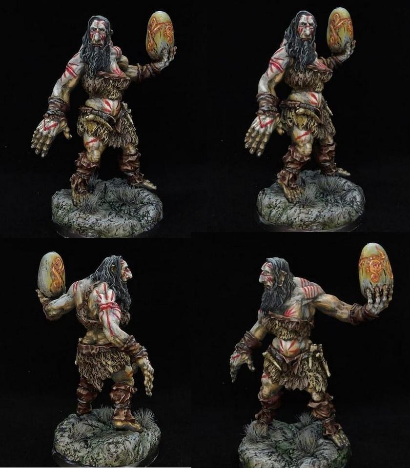 Blood Rage - Mountain Giantess
