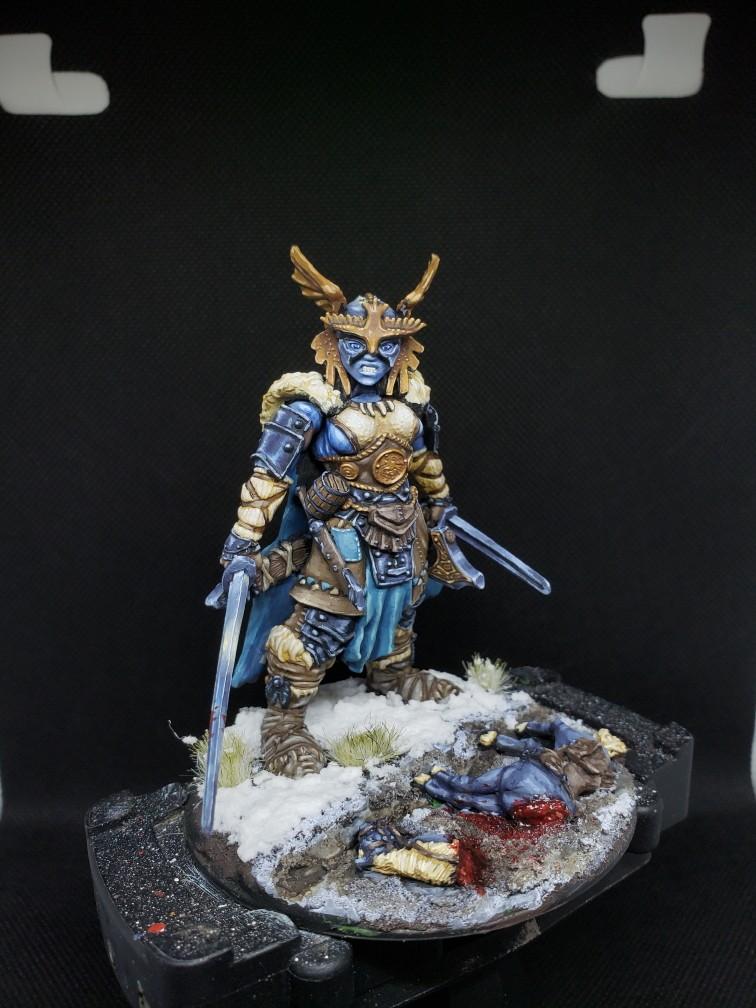 Frost Giant Heroine