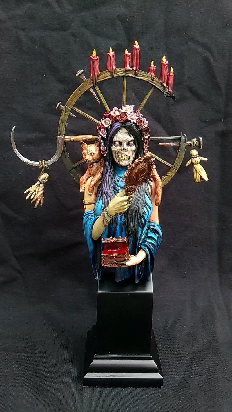 Babayagha The Black Mother - 1:10 bust
