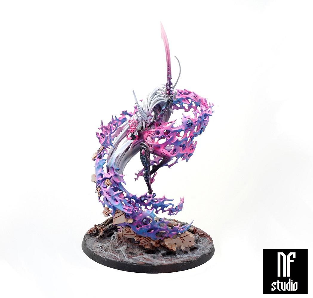 Ynnari Eldar Yncarne, Avatar of Ynnead
