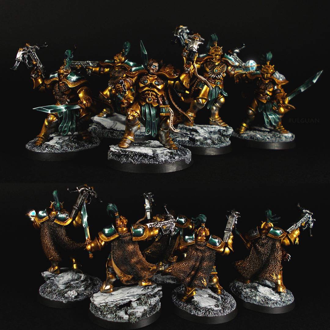 Stormcast Vanguard Hunters
