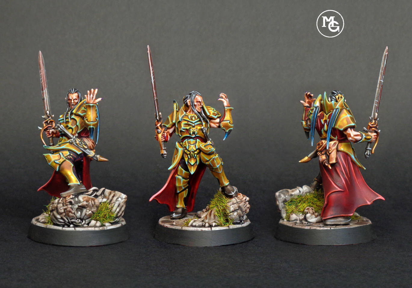 Prince Duvalle (the Crimcon Court warband)