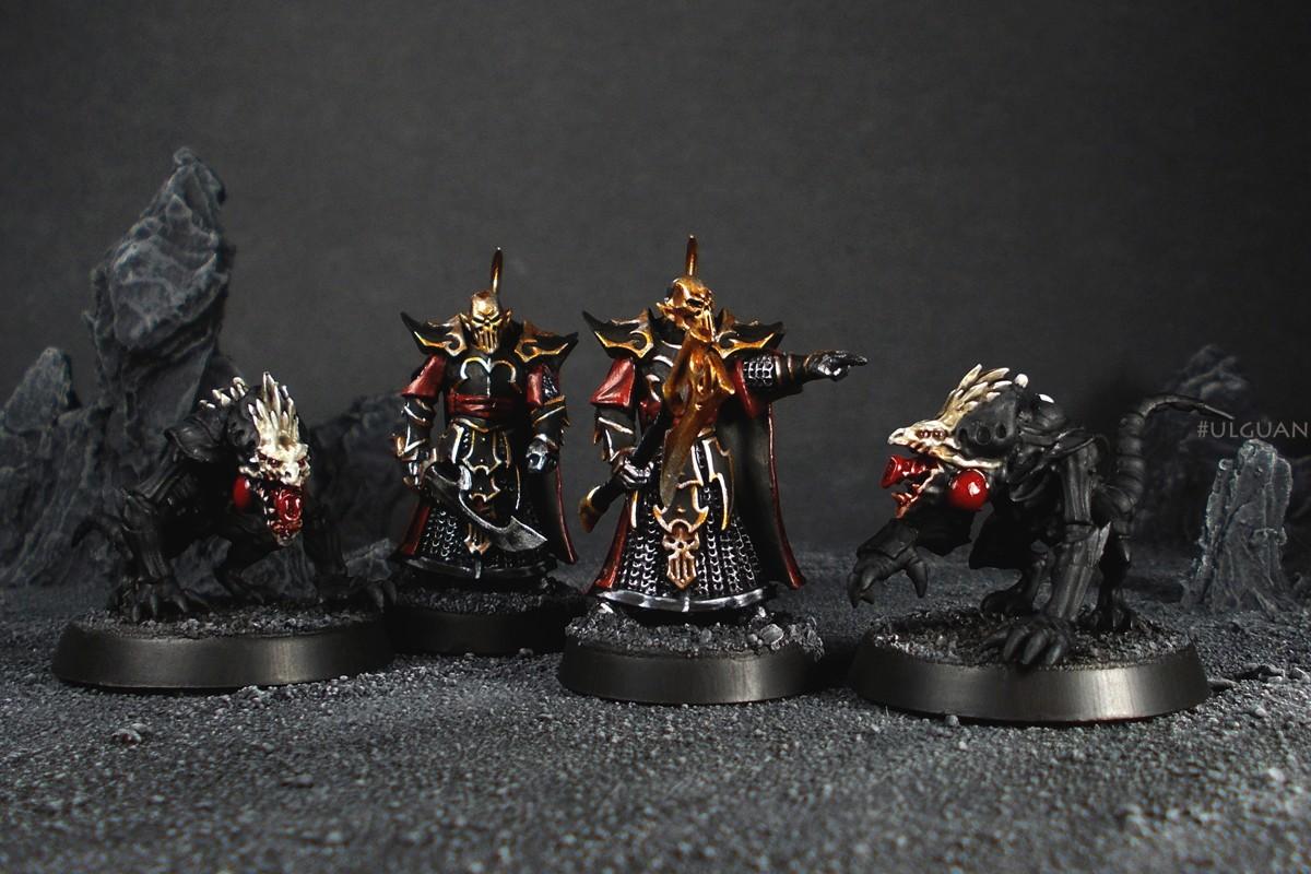 Dark hounds