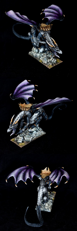 Dark Elves Dragon