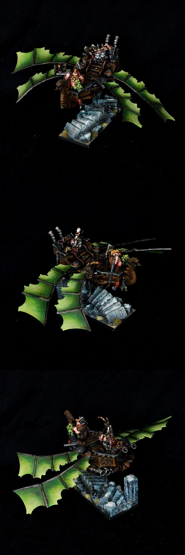 Arkanaut / Grudgebuster Dwarfs Kharadron Overlords