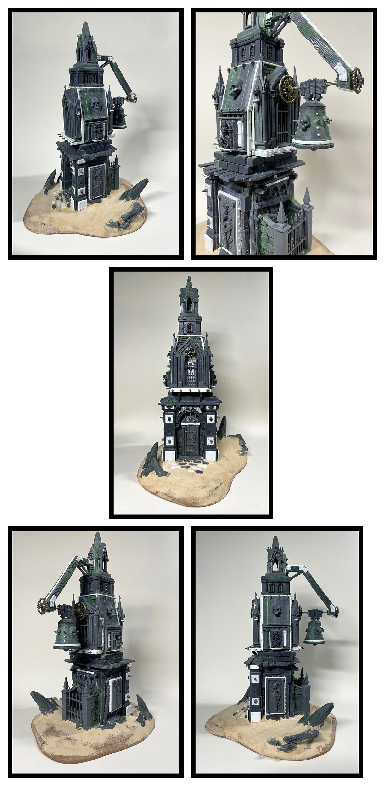 Cursed Bell Tower (WIP)