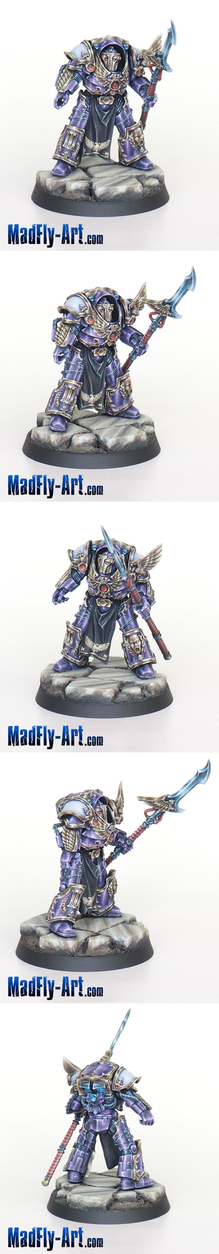 Emperor's Children Phoenix Terminator