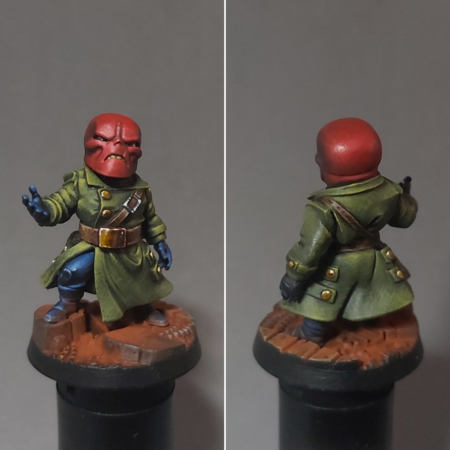 Redskull Chibi, Marvel United