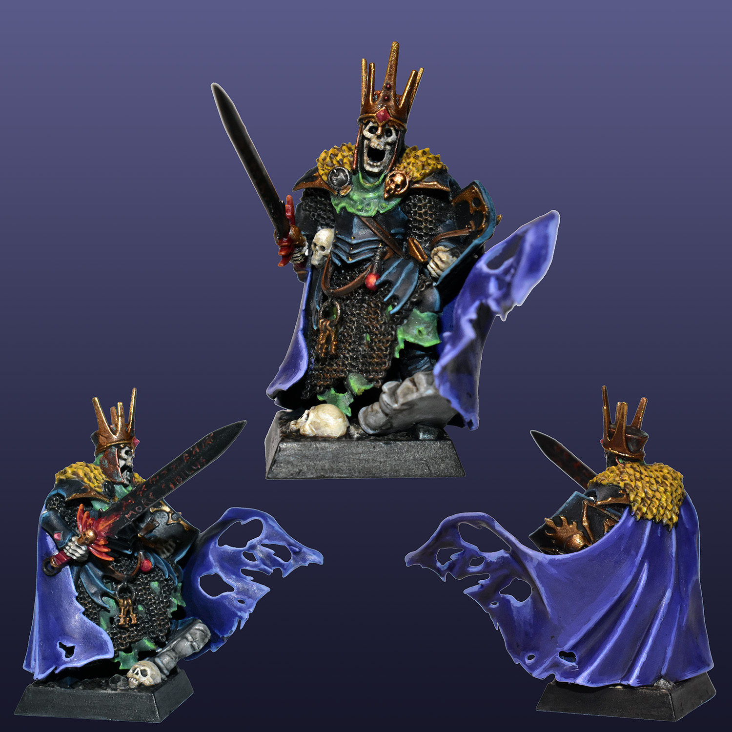 Deathrattle - Wight King