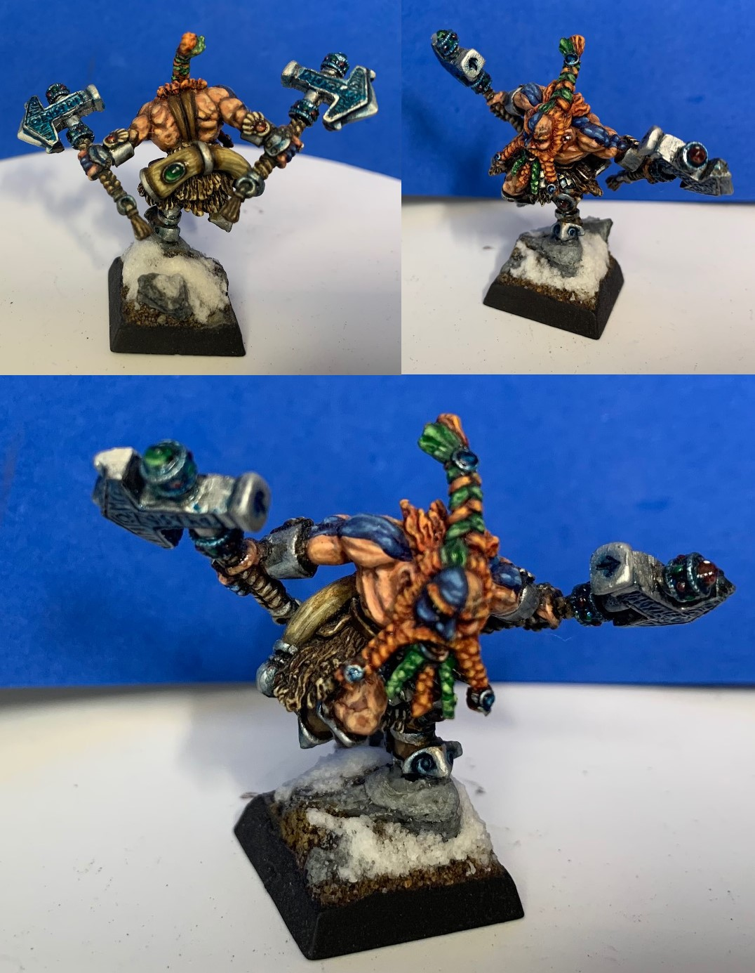 Logan Battlefury, Dwarf Dragon Slayer