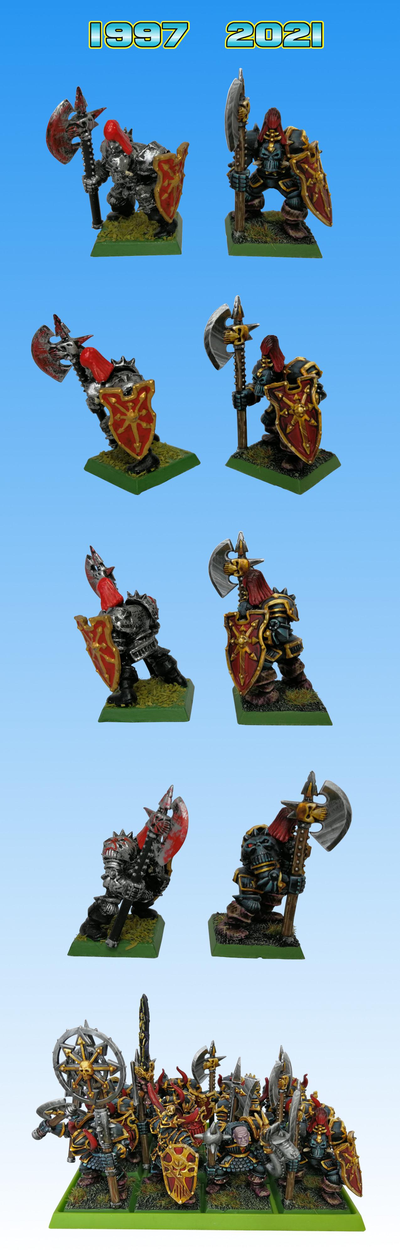 Warhammer Chaos Warrior