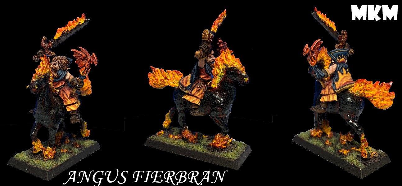 ANGUS FIERBRAN, FIRE WIZARD
