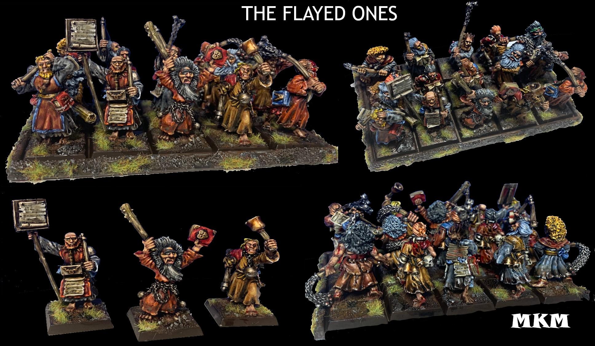 THE FLAYED ONES - 15 FLAGELLANTS
