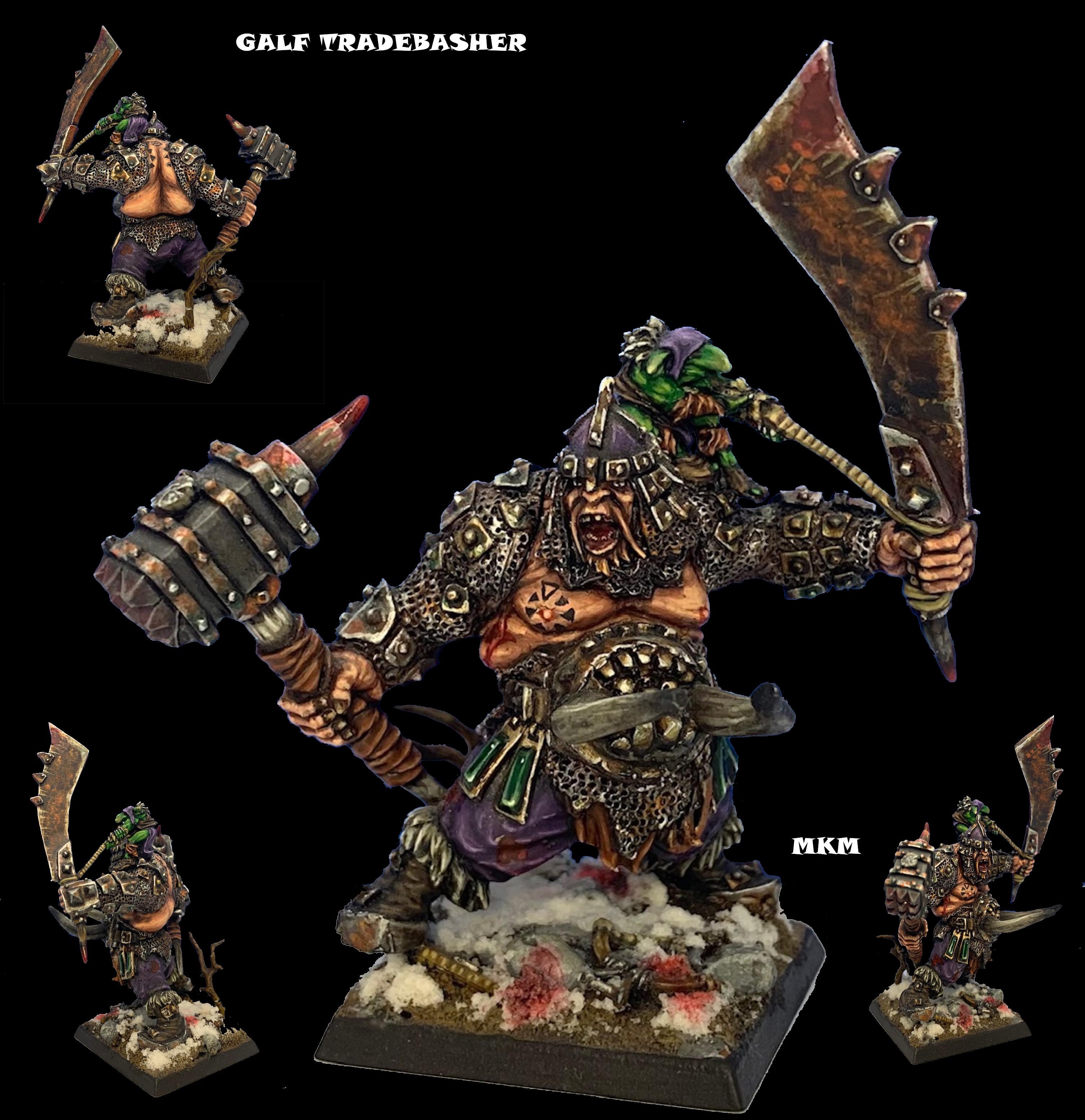 GALF TRADEBASHER - Ogre Tyrant