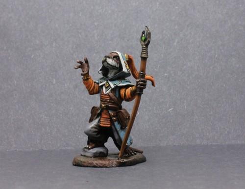 Dark Sword Otter Druid