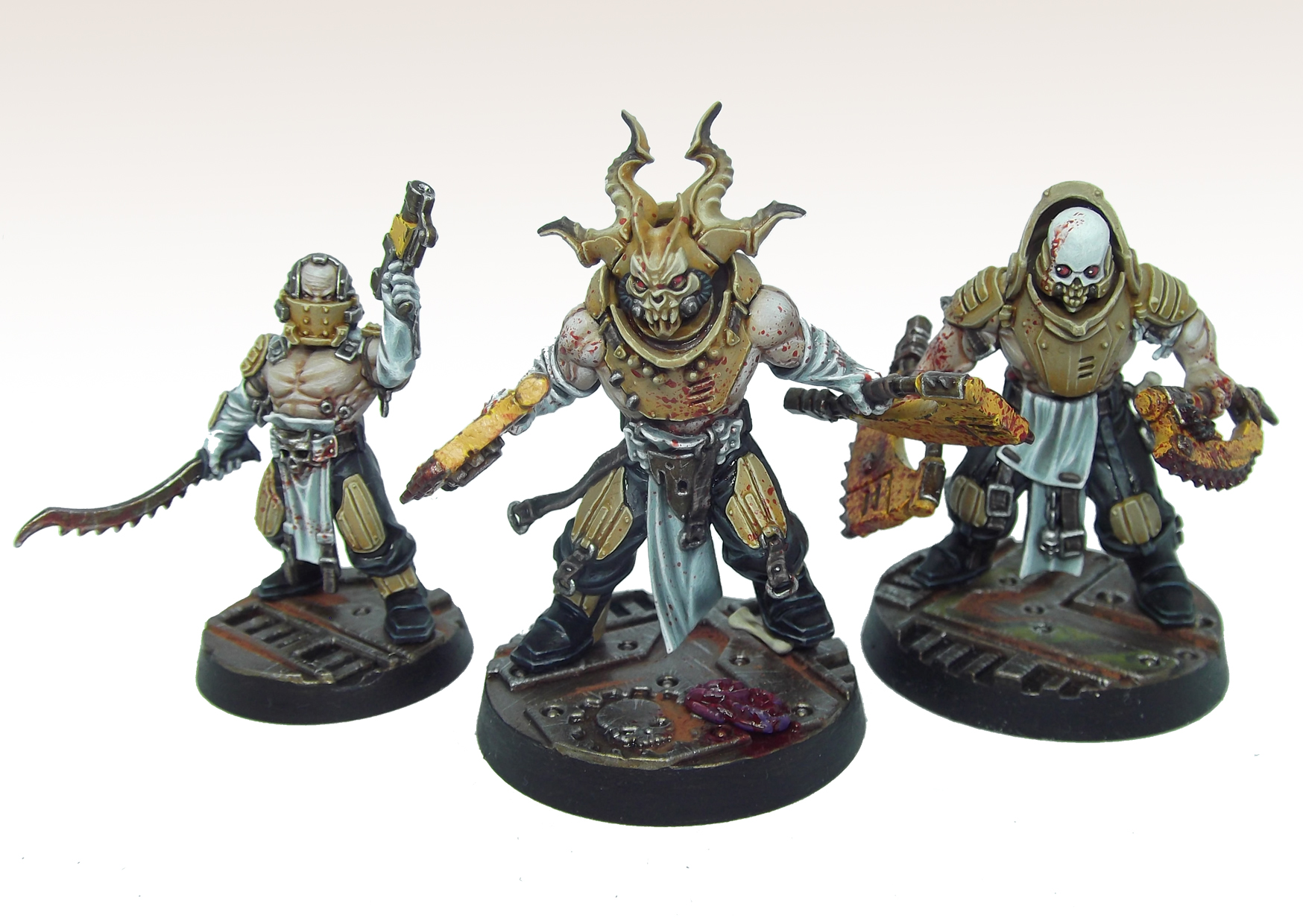 Corpse Grinder Cultists