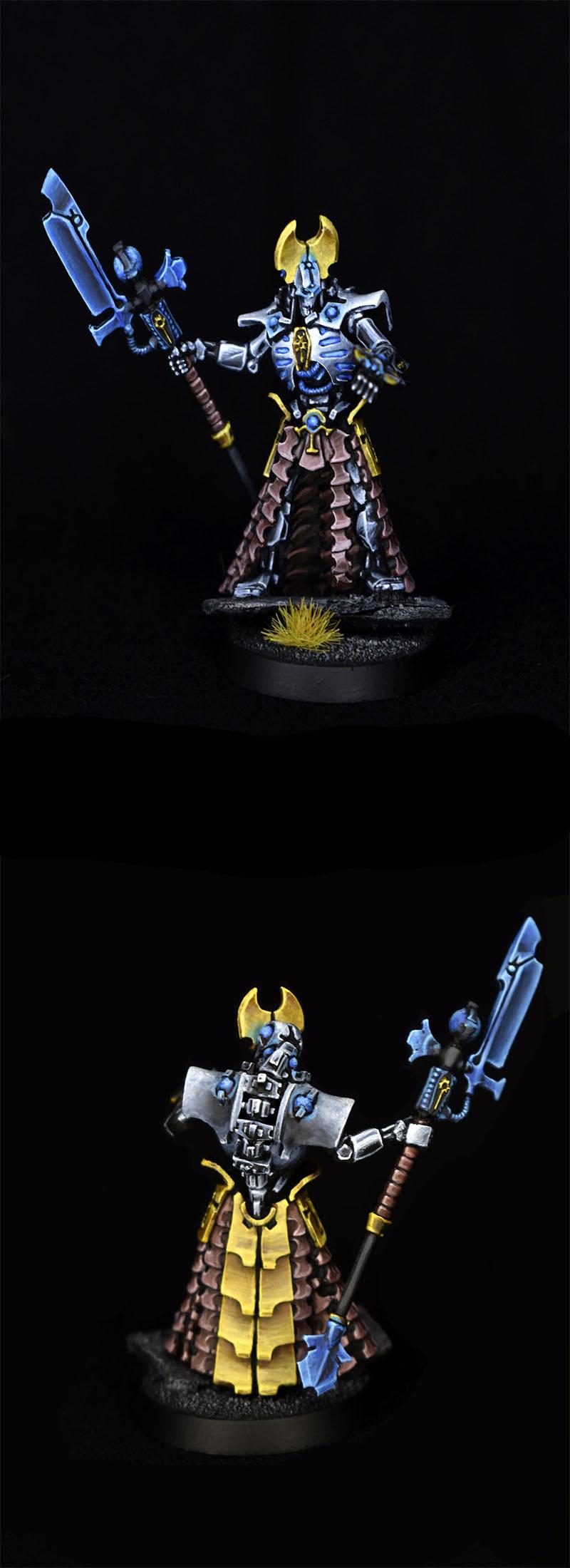 Necron Anrakyr the Traveller