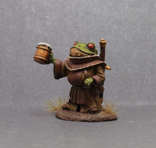 Dark Sword Toad Friar