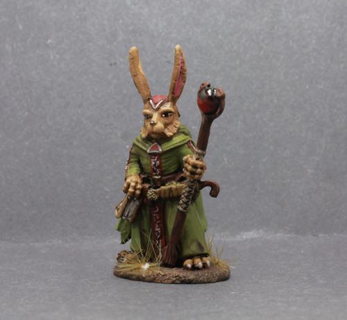 Dark Sword Rabbit Mage