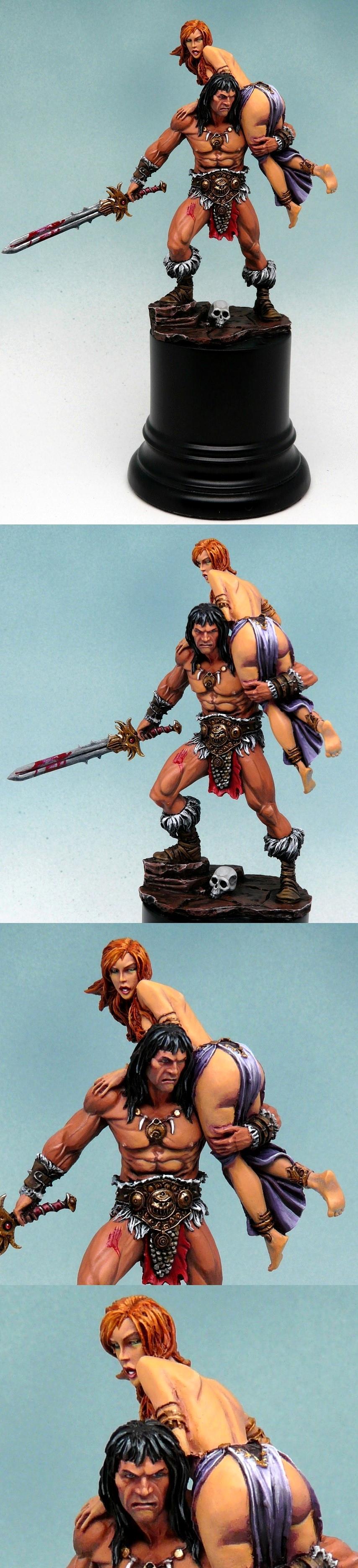 Conan and the lost princess