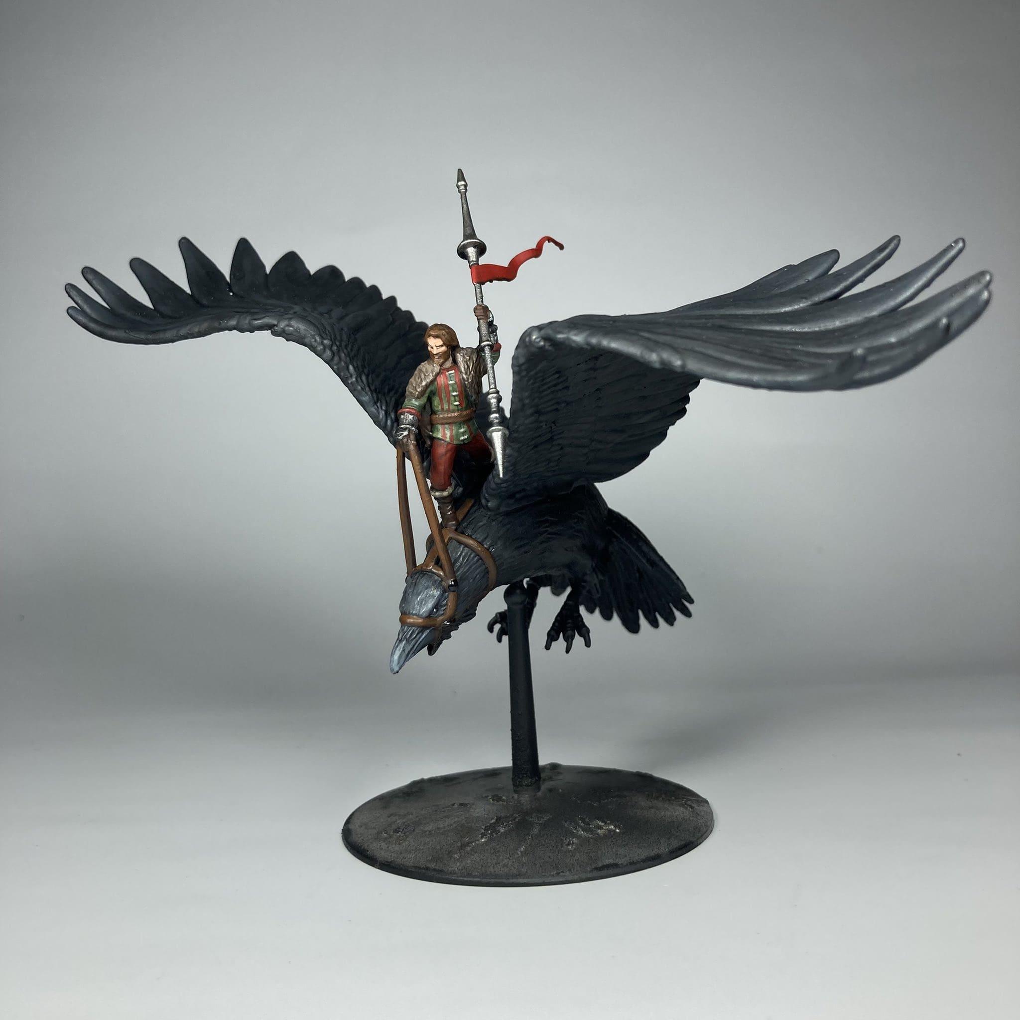 Hellesburne Raven Rider