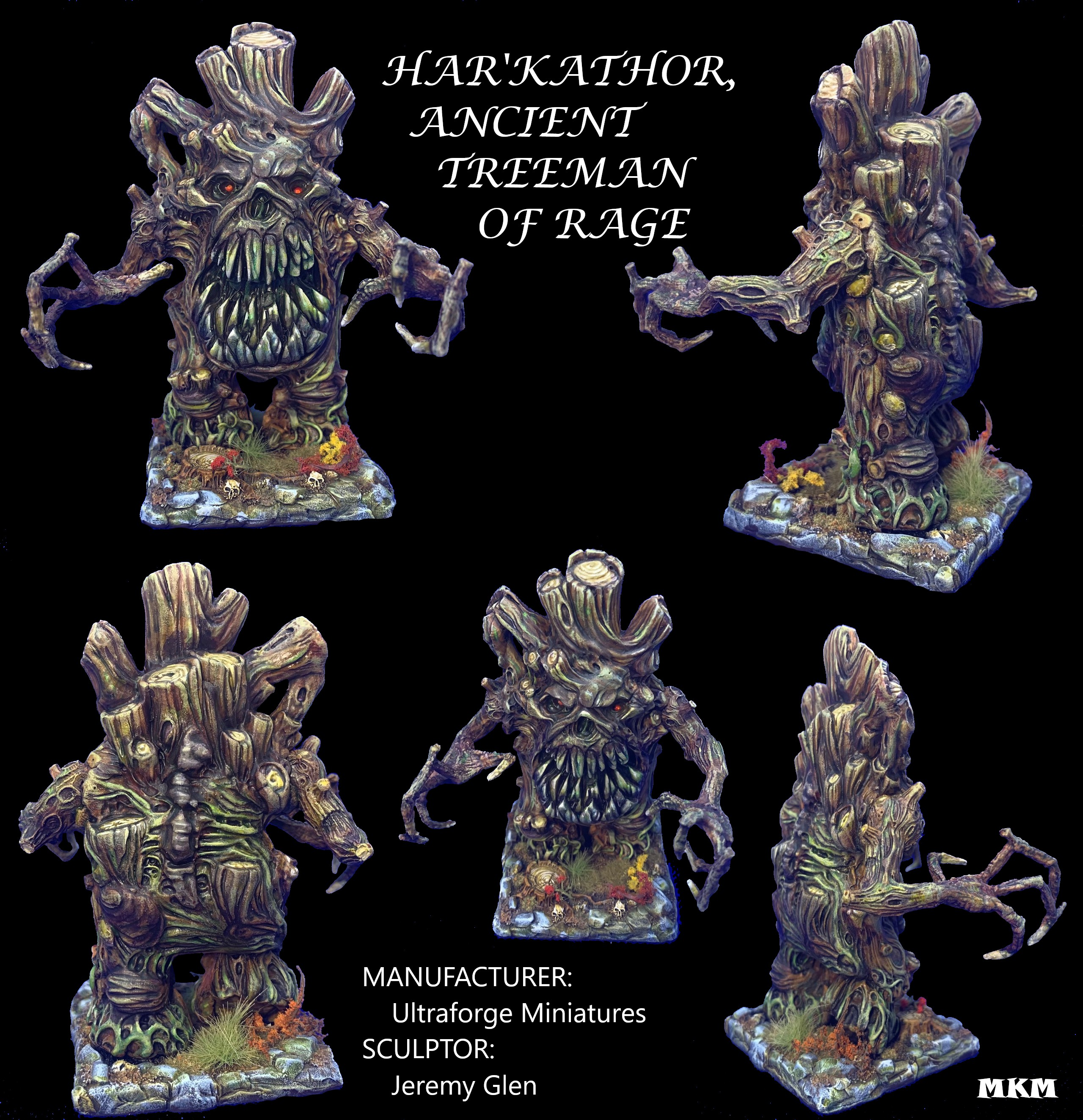 HAR'KATHOR, Treeman of Rage