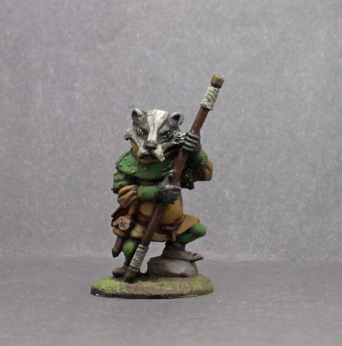 Dark Sword Badger Friar