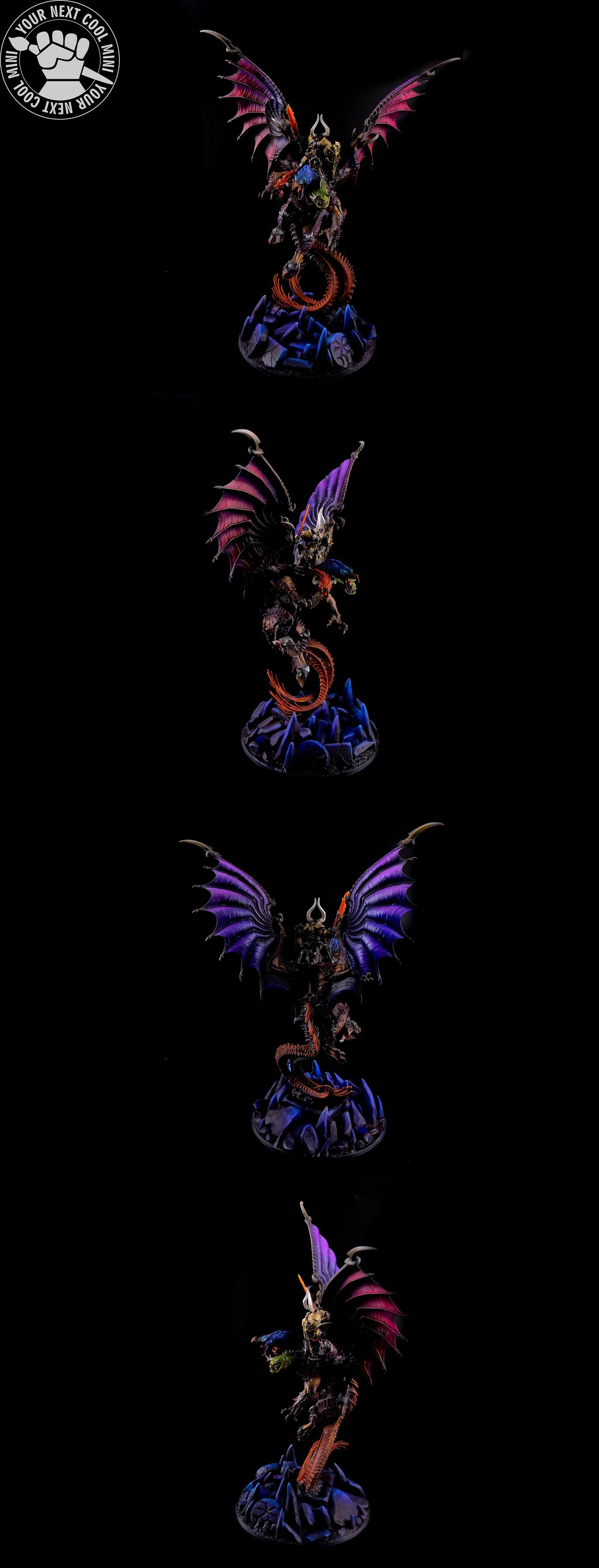 Warhammer AoS Archaon Everchosen