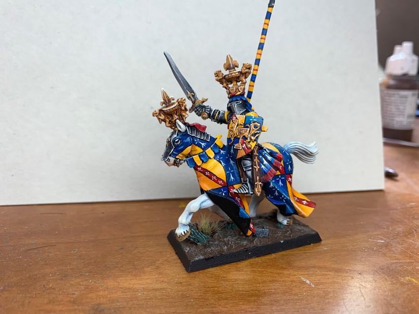 Grail Knight Champion