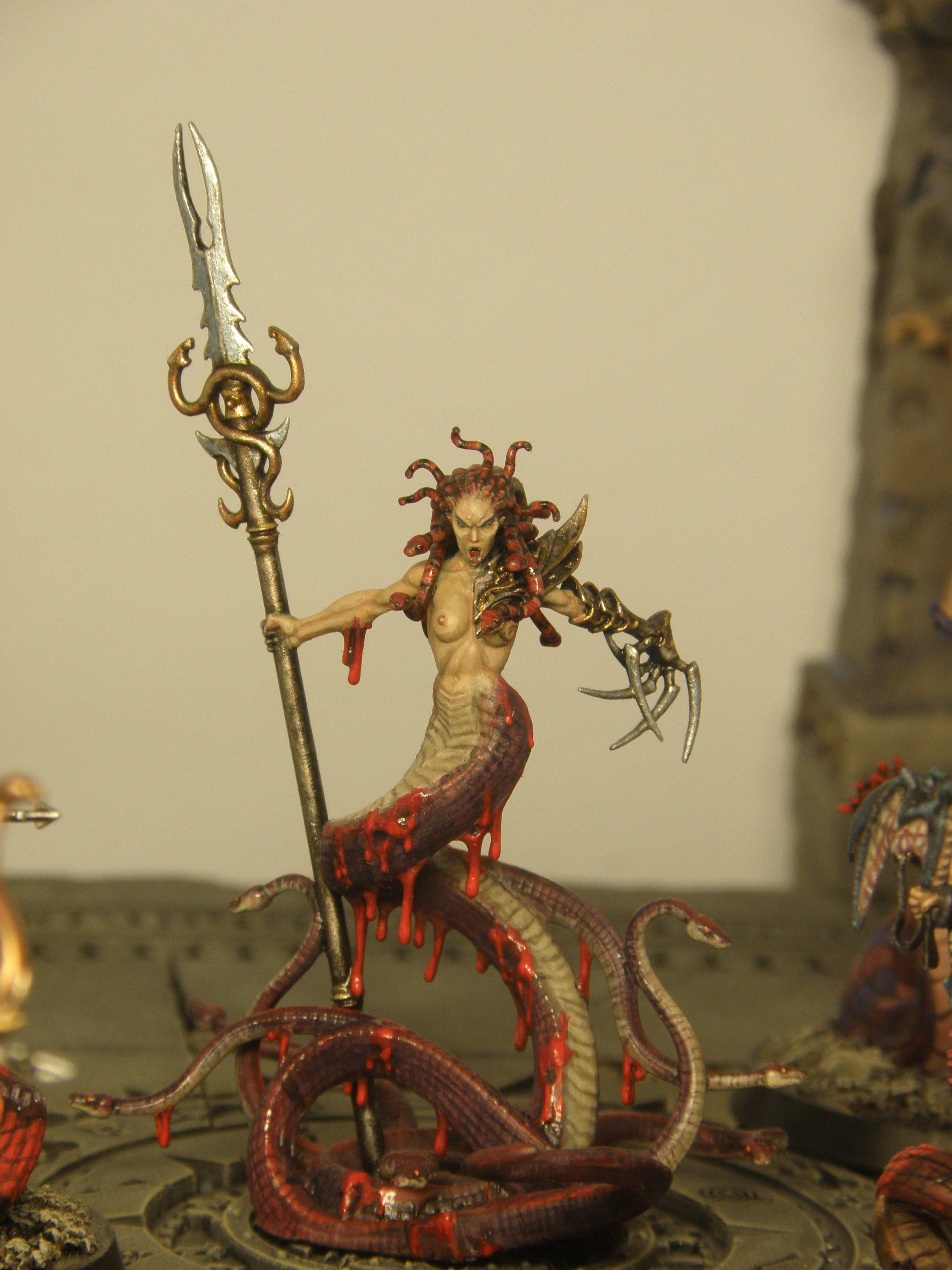 Bloodwrack Medusa