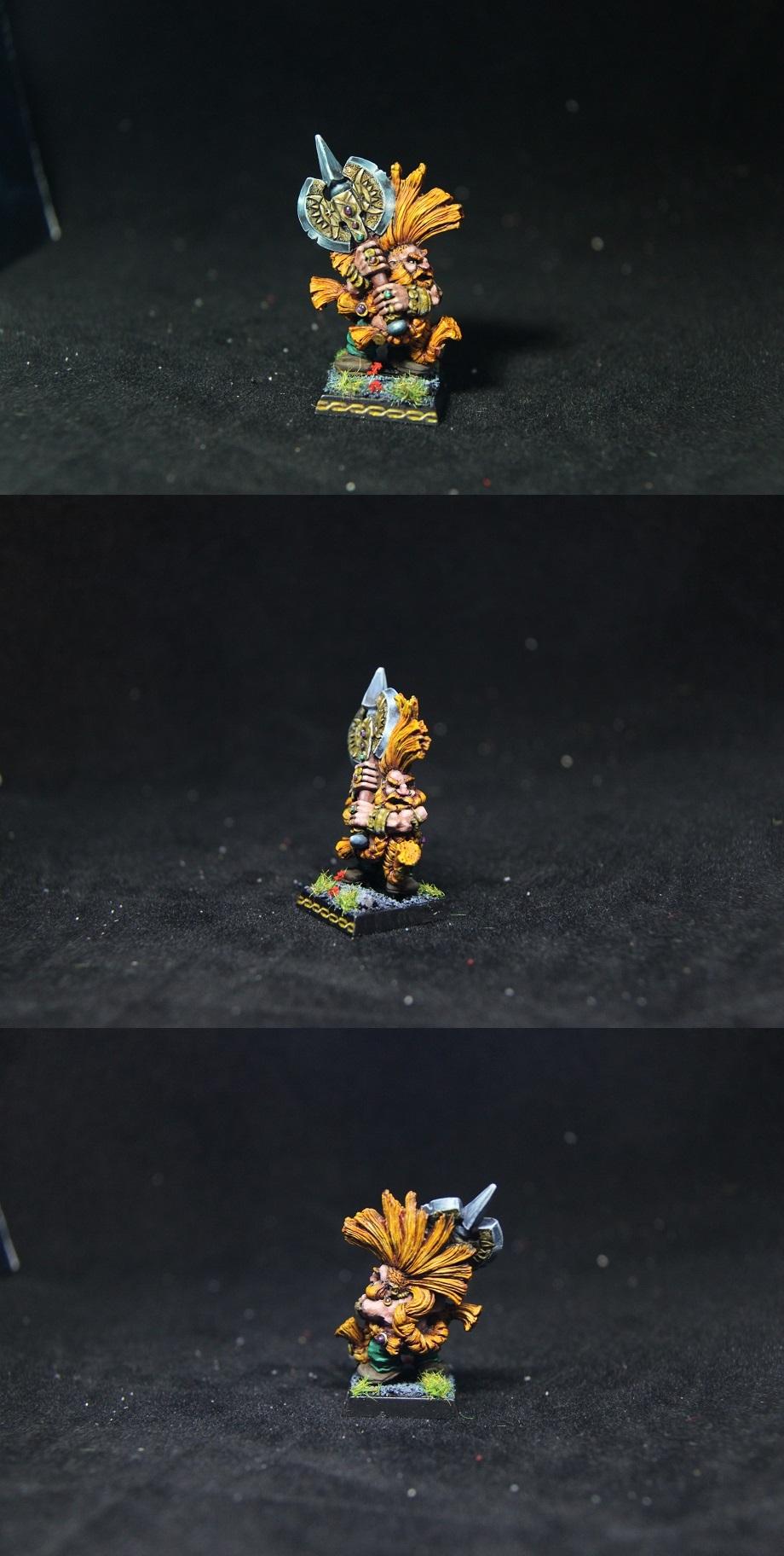 Dwarf demon slayer