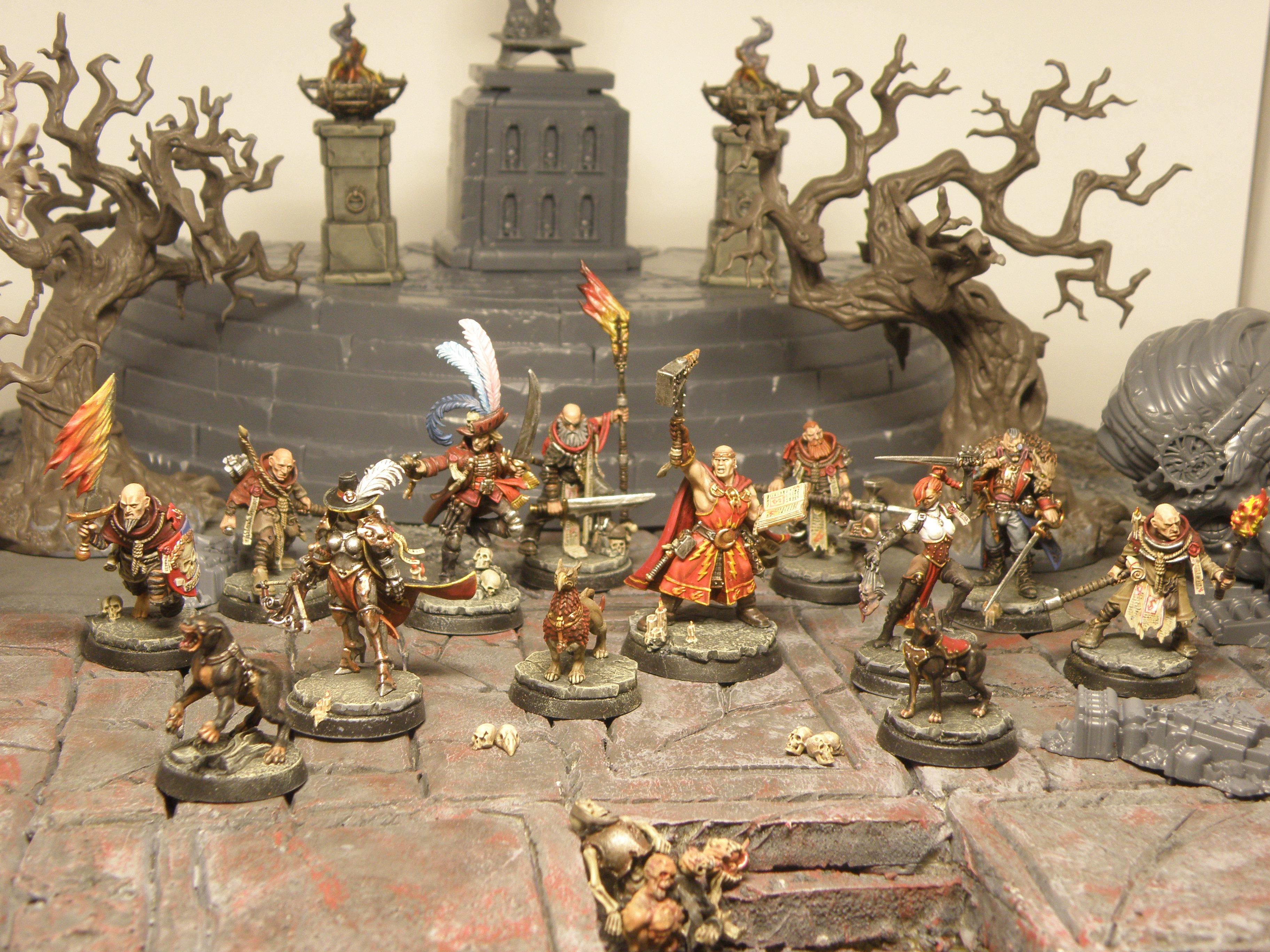 mordheim witch hunters